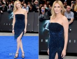 Charlize Theron In Christian Dior Couture - 'Prometheus' London Premiere