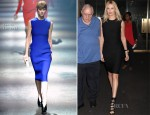 Charlize Theron In Lanvin - The Today Show