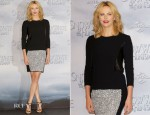 Charlize Theron In Rag & Bone & Alexander Wang - 'Snow White And The Huntsman' Berlin Photocall