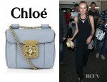 Diane Kruger's Chloé Mini Elsie Shoulder Bag
