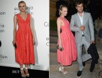 Diane Kruger In Calvin Klein - Calvin Klein 'Women In Film' Celebration