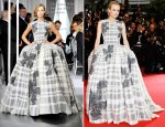 Diane Kruger In Christian Dior Couture - 'Therese Desqueyroux' Cannes Film Festival Premiere & Closing Ceremony