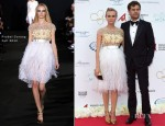 Diane Kruger In Prabal Gurung - 'Nights In Monaco' Gala Fundraiser