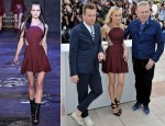 Diane Kruger In Versus - Cannes Jury Photocall