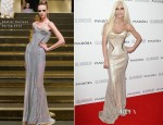 Donatella Versace In Atelier Versace - 2012 Glamour Women of the Year Awards