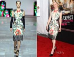Elizabeth Banks In Peter Pilotto - 'What To Expect When You're Expecting' New York Premiere