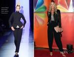 Elle Macpherson In Jean Paul Gaultier Couture - NBC's Upfront Presentation