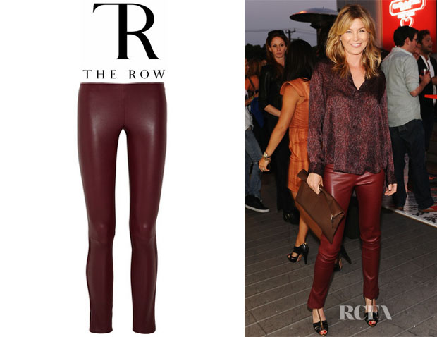 Ellen Pompeo The Row