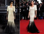 Elodie Bouchez In Chanel Couture - 'On The Road' Cannes Film Festival Premiere