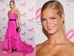 Erin Heatherton In Michael Kors - The Breast Cancer Research Foundation's 'Hot Pink Party'
