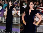 Eva Green In Tom Ford -  'Dark Shadows' London Premiere