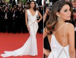 Eva Longoria In Emilio Pucci - 'De Rouille et D'Os' Cannes Film Festival Premiere