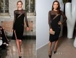 Eva Longoria In Emilio Pucci - L'Oreal Paris 15th Anniversary Dinner
