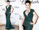 Fan Bingbing In Elie Saab - 2012 Trophée Chopard Party
