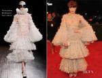 Florence Welch In Alexander McQueen - 2012 Met Gala