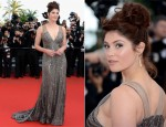 Gemma Arterton In Gucci - 'Once Upon A Time In America' - Gucci Film Foundation Cannes Film Festival Premiere