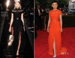 Ginnifer Goodwin In Monique Lhuillier - 2012 Met Gala