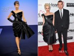 Gwen Stefani In Georges Chakra Couture - The Heart Foundation Gala