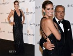 Heidi Klum In Roberto Cavalli - de Grisogono Party