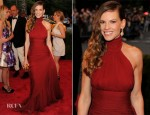 Hilary Swank In Michael Kors - 2012 Met Gala