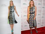 Ivanka Trump In J. Mendel - 2012 Clarins Million Meals Concert For FEED