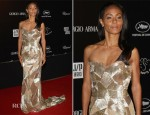 Jada Pinkett-Smith In Emilio Pucci - Haiti Carnival Benefit