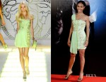 Jada Pinkett-Smith In Versace - 'Men In Black 3' Madrid Premiere