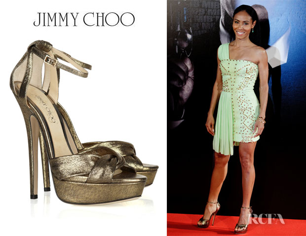 Jada Pinkett Smith Jimmy Choo