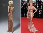 Jane Fonda In Atelier Versace - 'Moonrise Kingdom' Cannes Film Festival Premiere & Opening Ceremony