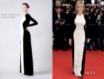 Jane Fonda In Stella McCartney - 'De Rouille et D'Os' Cannes Film Festival Premiere
