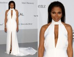 Janet Jackson In Emilio Pucci - amfAR's Cinema Against AIDS Gala 2012
