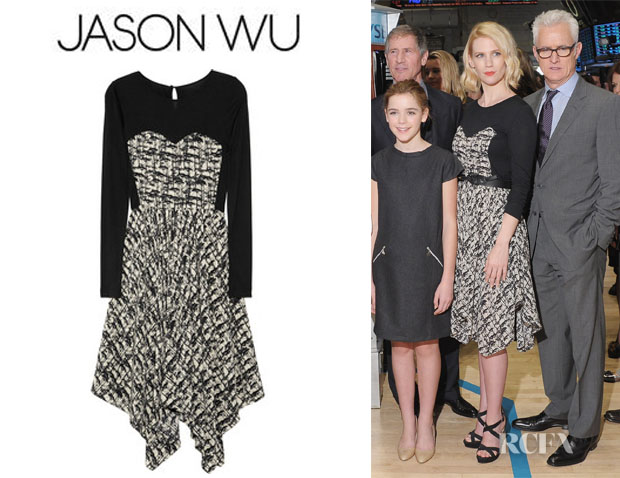 January Jones Jason Wu