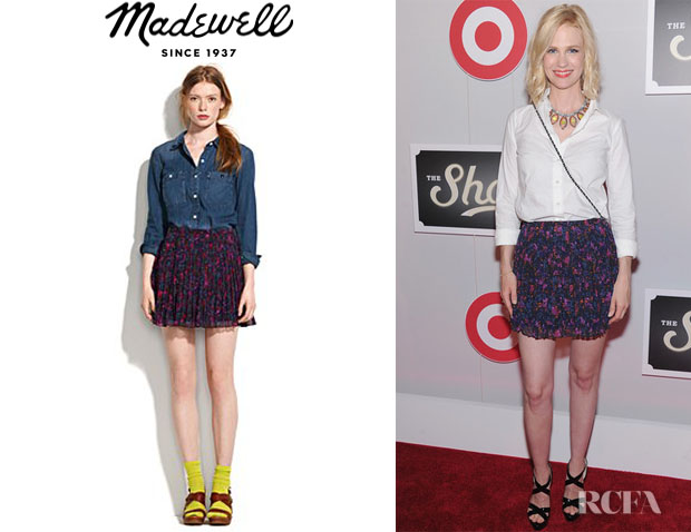 January Jones Madewell