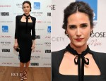 Jennifer Connelly In Alexander McQueen - 'Virginia' New York Screening