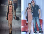 Jennifer Lopez In Lanvin - 2012 Mega Tour Press Conference