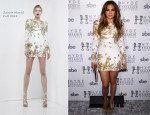 Jennifer Lopez In Zuhair Murad - 'Goin' In' Launch Party