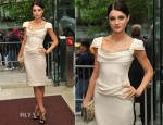 Jessica Stam In Marchesa - 40th Annual FiFi Awards