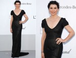 Julianna Margulies In L'Wren Scott - amfAR's Cinema Against Aids Gala