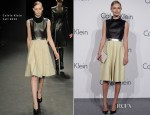 Kate Bosworth In Calvin Klein - 'Infinite Loop' Hosted By Calvin Klein