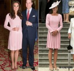 Catherine, Duchess of Cambridge Repeats Her Emilia Wickstead Dress