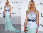 Kirsten Dunst In Louis Vuitton - amfAR's Cinema Against AIDS Gala 2012
