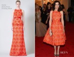 Kristen Wiig In Stella McCartney - 2012 Met Gala