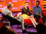 Kristen Stewart In Jason Wu - The Graham Norton Show