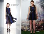 Kristen Stewart In BCBG Max Azria - 'Snow White and the Huntsman' Madrid Photocall