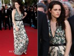 Kristen Stewart In Balenciaga - 'On The Road' Cannes Film Festival Premiere