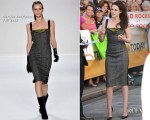 Kristen Stewart In Narciso Rodriguez - The Today Show