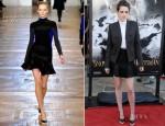 Kristen Stewart In Stella McCartney - 'Snow White and the Huntsman' LA Screening