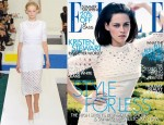 Kristen Stewart In Elle UK June 2012