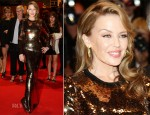 Kylie Minogue In Dolce & Gabbana – 'Holy Motors' Cannes Film Festival Premiere