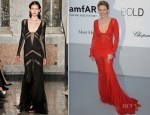 Kylie Minogue In Emilio Pucci - amfAR's Cinema Against AIDS Gala 2012